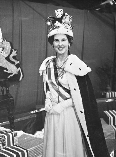 Margaret Knight, c. 1954