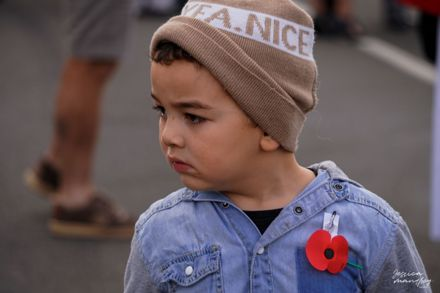 Anzac Day, Halcombe, c. 2019
