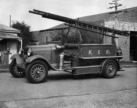 Feilding Fire Engine