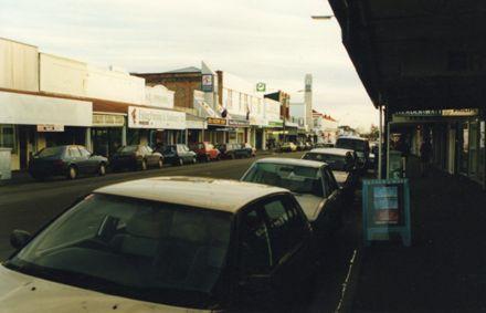 Fergusson Street