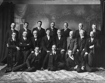 Presbyterian Board of Managers, c. 1914
