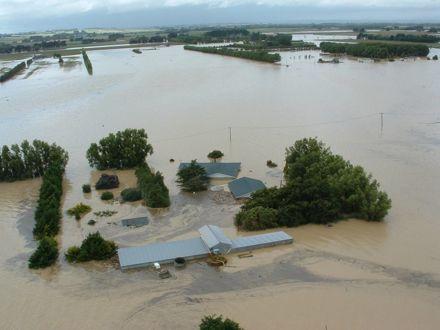 Flood 2004 - Kopane