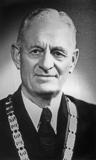 Cecil Bertram McClure