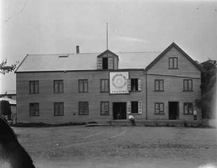 Chamberlain Brothers Flour Mill