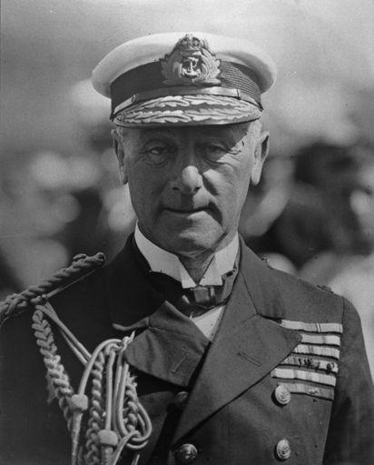 Lord John Rushworth Jellicoe
