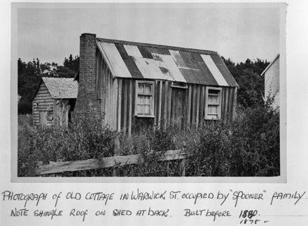 Spooner family cottage