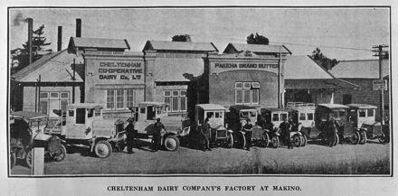 Cheltenham co-operative dairy Coy : 107/3