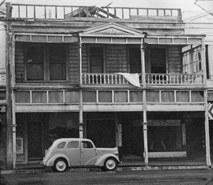 York House, c. 1933