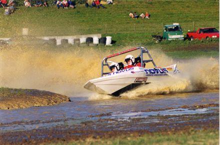 Jet Boat Sprints
