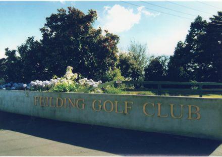 Feilding Golf Course