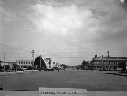 Kimbolton Road, c. 1949