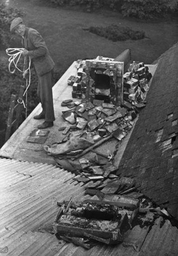 1942 earthquake damage
