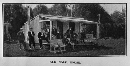 Original Feilding Golf Clubhouse