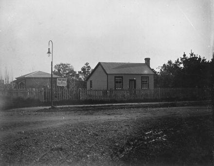 Cottage in Aorangi St