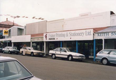 Fergusson Street Shops