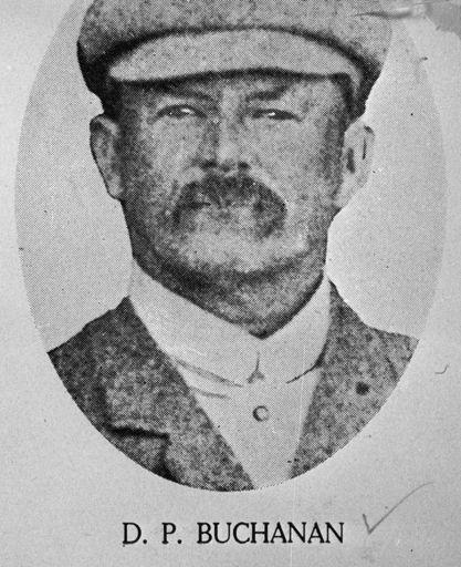 David Penruddock Buchanan