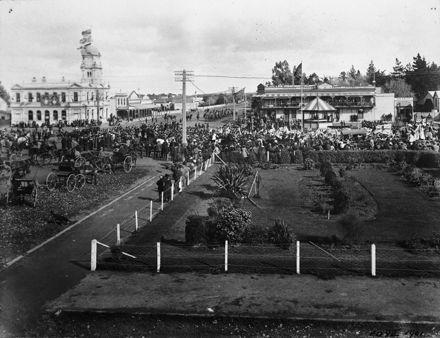 Edward VII Coronation celebrations 1901