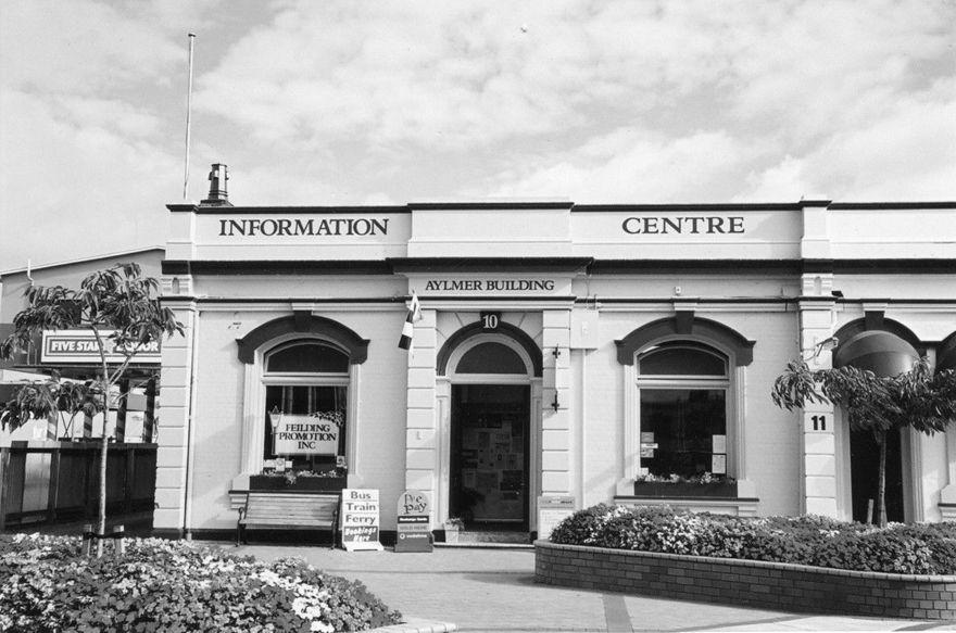 Feilding & District Information Centre