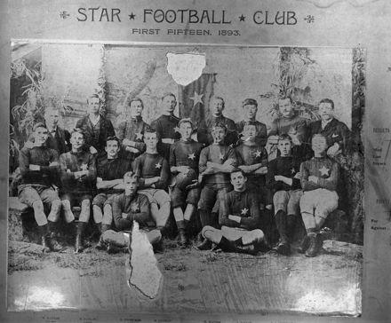 Star Football Club, c. 1893