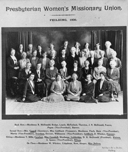Presbyterian Women's Missionary Union