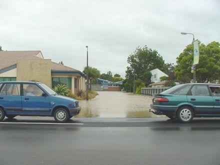 Flood 2004 - Manawatu District Council Buildings