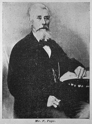 Frederick Pope