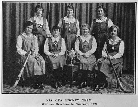 Kia Ora Hockey Club