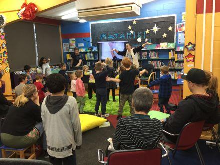 The Promise of Puanga - A Matariki Show