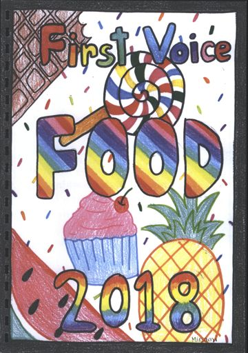 First Voice - Food, 2018