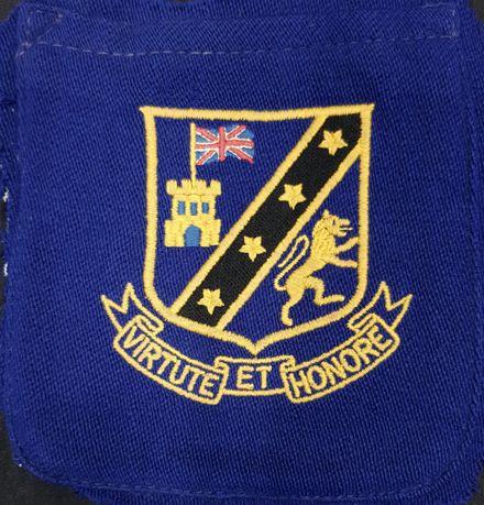 Freyberg High School Blazer Pocket