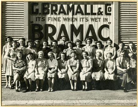 Bramac - Staff Photograph