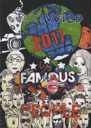 First Voice - Famous people, 2017