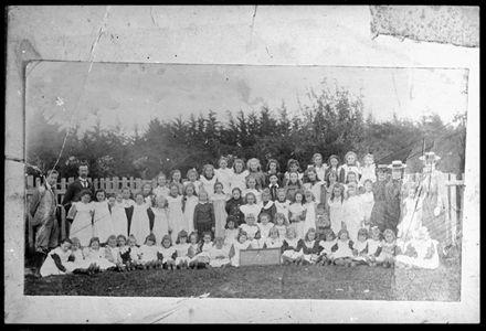 Ashhurst School, 1901