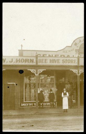 W J Horn shop