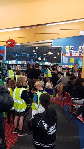 Matariki Celebration at the Awapuni Library 2019